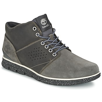 Παπούτσια Άνδρας Μπότες Timberland BRADSTREET HALF CAB Grey