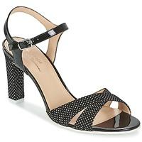 Παπούτσια Γυναίκα Σανδάλια / Πέδιλα France Mode ZEN Black