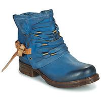 Παπούτσια Γυναίκα Μπότες Airstep / A.S.98 SAINT μπλέ / Canard