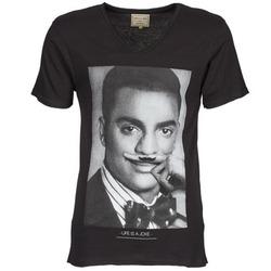 Υφασμάτινα Άνδρας T-shirt με κοντά μανίκια Eleven Paris MARLTON M Black