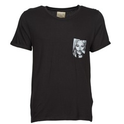Υφασμάτινα Άνδρας T-shirt με κοντά μανίκια Eleven Paris KMPOCK Black