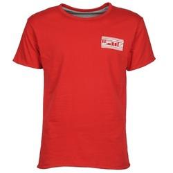 Υφασμάτινα Άνδρας T-shirt με κοντά μανίκια Wati B WATI CREW Red