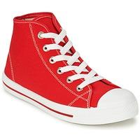 Παπούτσια Άνδρας Ψηλά Sneakers Yurban WAXI Red