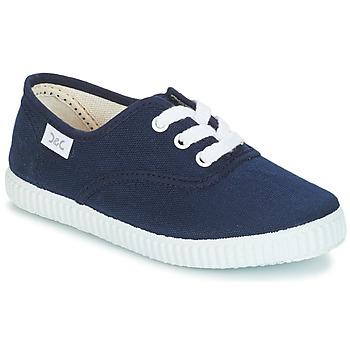 Παπούτσια Παιδί Χαμηλά Sneakers Citrouille et Compagnie KIPPI BOU MARINE