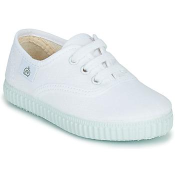 Παπούτσια Παιδί Χαμηλά Sneakers Citrouille et Compagnie KIPPI BOU άσπρο
