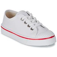 Παπούτσια Παιδί Χαμηλά Sneakers Citrouille et Compagnie PANA BEK άσπρο