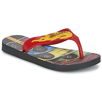 Παπούτσια Αγόρι Σαγιονάρες Ipanema HOT WHEELS TYRE Red / Black