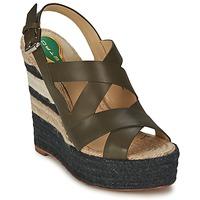 Παπούτσια Γυναίκα Σανδάλια / Πέδιλα Etro 3948 Brown
