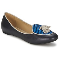 Παπούτσια Γυναίκα Μπαλαρίνες Etro 3922 μπλέ