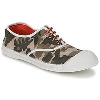 Παπούτσια Γυναίκα Χαμηλά Sneakers Bensimon TENNIS CAMOFLUO Camouflage