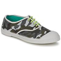 Παπούτσια Άνδρας Χαμηλά Sneakers Bensimon TENNIS CAMOFLUO Camouflage