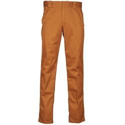 Υφασμάτινα Άνδρας Παντελόνια Chino/Carrot Dickies GD PANT Brown