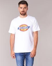 Υφασμάτινα Άνδρας T-shirt με κοντά μανίκια Dickies HORSESHOE Άσπρο