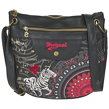Τσάντες ώμου Desigual BROOKLYN RED BALLS