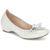 Παπούτσια Γυναίκα Μπαλαρίνες Hispanitas VALENCE Άσπρο