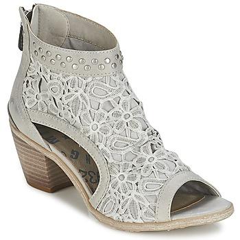 Παπούτσια Γυναίκα Σανδάλια / Πέδιλα Mustang MAIJA Grey