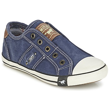 Παπούτσια Αγόρι Χαμηλά Sneakers Mustang SHAYAN Jean