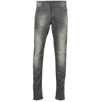 Υφασμάτινα Άνδρας Skinny jeans G-Star Raw REVEND SUPER SLIM Grey
