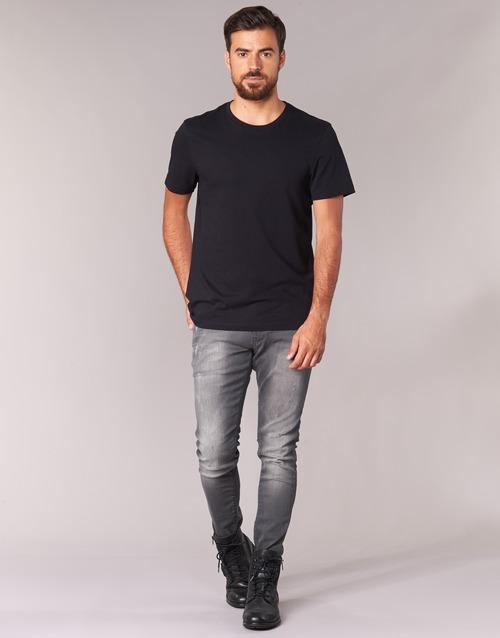 Υφασμάτινα Άνδρας Skinny jeans G-Star Raw REVEND SUPER SLIM Grey