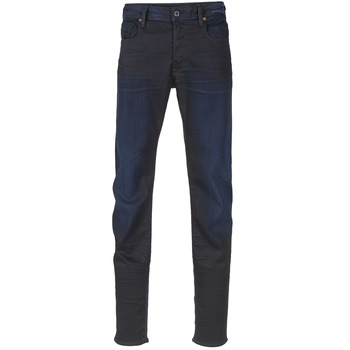 Υφασμάτινα Άνδρας Skinny Τζιν  G-Star Raw 3301 SLIM Dark / Aged / Slander / Super / Stretch / Denim