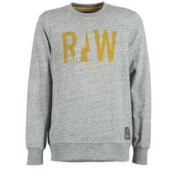 Υφασμάτινα Άνδρας Φούτερ G-Star Raw RIGHTREGE R SW L/S Grey