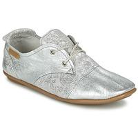 Παπούτσια Γυναίκα Derby Pataugas SWING/CA Argenté