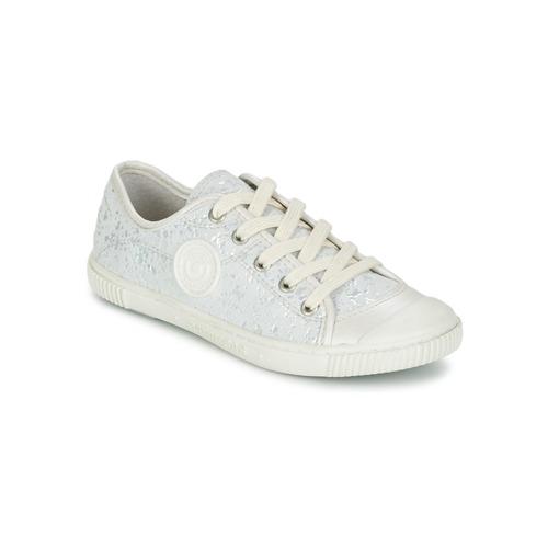 Παπούτσια Κορίτσι Χαμηλά Sneakers Pataugas BOUTCHOU Άσπρο