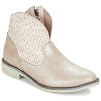 Παπούτσια Κορίτσι Μπότες Ikks CINDY Argenté