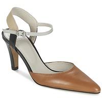 Παπούτσια Γυναίκα Σανδάλια / Πέδιλα Perlato ANTELLA Cognac