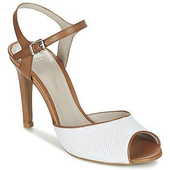 Παπούτσια Γυναίκα Σανδάλια / Πέδιλα Perlato PINEDA άσπρο