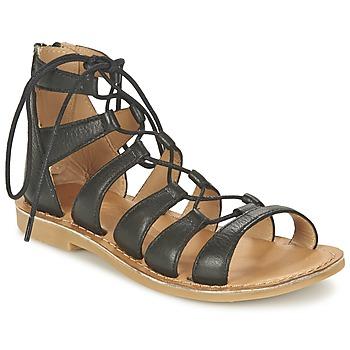 Παπούτσια Κορίτσι Σανδάλια / Πέδιλα Shwik LAZAR HI LACE Black