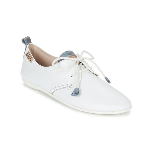 Παπούτσια Γυναίκα Derby Pikolinos CALABRIA 917 άσπρο