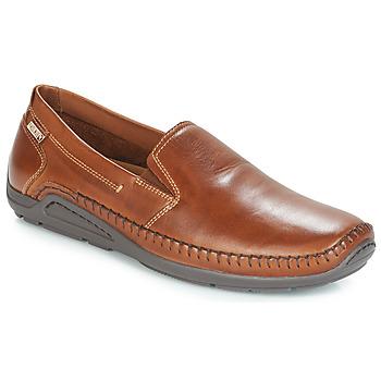 Παπούτσια Άνδρας Μοκασσίνια Pikolinos AZORES Brown