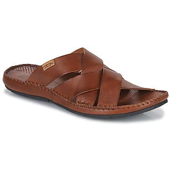 Παπούτσια Άνδρας Τσόκαρα Pikolinos TARIFA Brown
