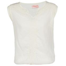 Υφασμάτινα Γυναίκα T-shirt με κοντά μανίκια Kaporal EVER άσπρο