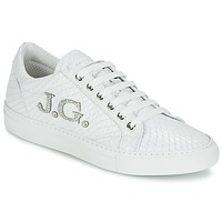 Παπούτσια Γυναίκα Χαμηλά Sneakers John Galliano 7977 άσπρο