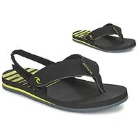 Παπούτσια Παιδί Σαγιονάρες Rip Curl THE ONE GROMS Black / Yellow