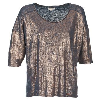 T-shirt με κοντά μανίκια Miss Sixty FOX Σύνθεση: Λινό