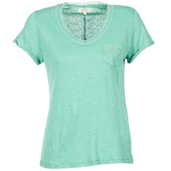 Υφασμάτινα Γυναίκα T-shirt με κοντά μανίκια Miss Sixty FIONA Green