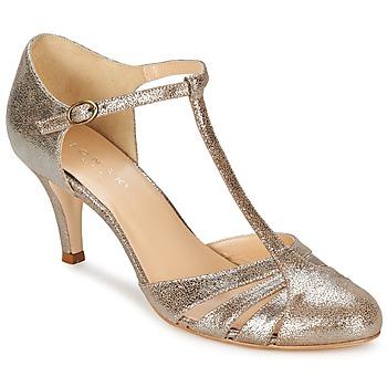 Παπούτσια Γυναίκα Γόβες Jonak LAURAIA Dore / Taupe