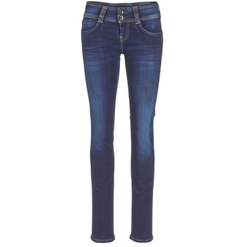 Υφασμάτινα Γυναίκα Τζιν σε ίσια γραμμή Pepe jeans GEN μπλέ / H06