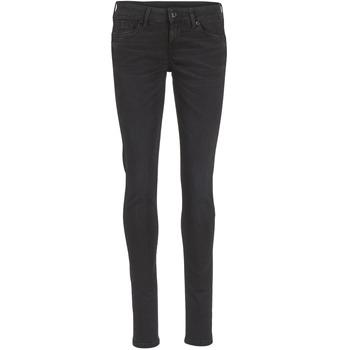 Υφασμάτινα Γυναίκα Skinny Τζιν  Pepe jeans SOHO  s98 / Black