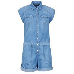 Υφασμάτινα Γυναίκα Ολόσωμες φόρμες / σαλοπέτες Pepe jeans IVY JEAN