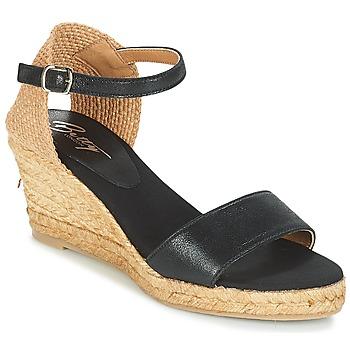 Παπούτσια Γυναίκα Σανδάλια / Πέδιλα Betty London ANTE Black