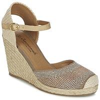 Παπούτσια Γυναίκα Σανδάλια / Πέδιλα Spot on BERZI TAUPE