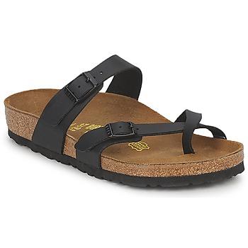 Παπούτσια Γυναίκα Τσόκαρα Birkenstock MAYARI Black