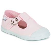 Παπούτσια Κορίτσι Μπαλαρίνες Citrouille et Compagnie RISETTE JANE ροζ