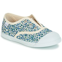 Παπούτσια Κορίτσι Χαμηλά Sneakers Citrouille et Compagnie RIVIALELLE Μπλέ / Multicolore