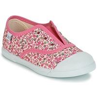 Παπούτσια Κορίτσι Χαμηλά Sneakers Citrouille et Compagnie RIVIALELLE Ροζ / Multicolore