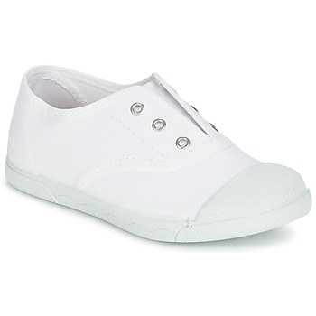 Παπούτσια Παιδί Χαμηλά Sneakers Citrouille et Compagnie RIVIALELLE άσπρο